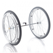 Kit monoguida per carrozzine ARDEA serie CP
