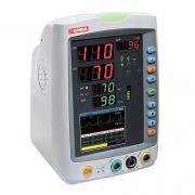 Monitor multiparametrico Vital PRO-SNET - SpO2, NIBP, ECG e TEMP