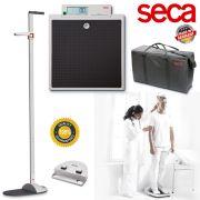Stazione mobile di misura peso e altezza SECA Smarty