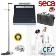Stazione mobile di misura peso e altezza SECA