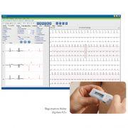 Sistema Holter ECG Burdick-Mortara Vision 5 (Software + Registratore H3+ a 3 canali)