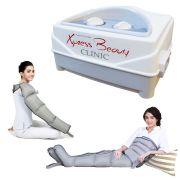 Pressoterapia MESIS Xpress Beauty CLINIC - 2 Gambali + Kit Slim Body + Bracciale