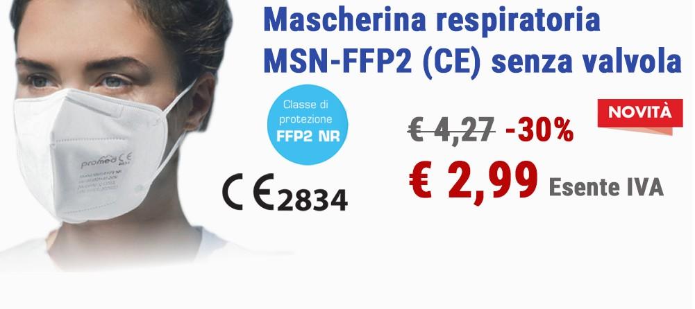 Slide informativa di CFS